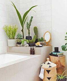 plantas-no-banheiro-tendencia-dicas-como-decorar-pinterest-inspiracao (Foto: Reprodução/Pinterest)