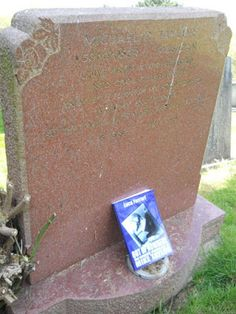 Mike Taylor's gravestone