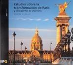 libro - Estudios sobre la transformación de Paris