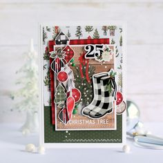 Cards 2 Holiday Cards, Christmas Cards, Xmas, Christmas Tree, Echo Park Paper, Holiday Festival, Some Fun, Wonderful Time, Stampin Up