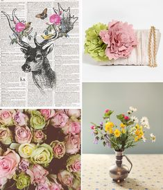 LC Favorites: Mothers Day Spring Colors | Lovely Clusters - http://www.lovelyclustersblog.com