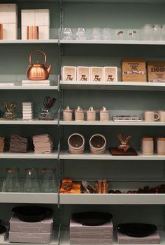 """Everyday Needs Store in Auckland, New Zealand | Remodelista."" Tudo!"