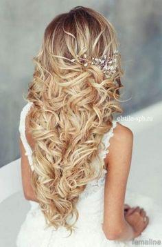 Elegant bridal hairstyles for long hair (177)