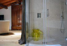 Yellow | by AnneLiWest|Berlin #Relais Corte Guastalla Verona #Bathroom #LaBohème #Kartell #Philippe Starck
