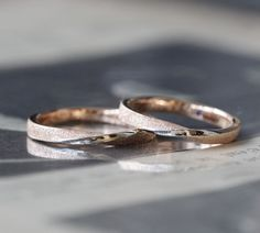 Create Your Own Wedding Ring Infinity Ring Wedding, Wedding Rings Rose Gold, Wedding Rings For Women, Bridal Rings, Wedding Ring Bands, Couple Ring Design, Engagement Rings Couple, Couple Jewelry, Dress Rings