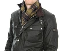 Layering up for the winter months ahead with Barbour including their hugely popular Beacon Sports Jacket