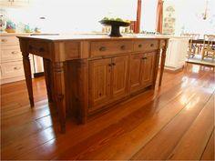 A nice medium brown. I like it. The Langsfeld Residence (Cultivate.com)