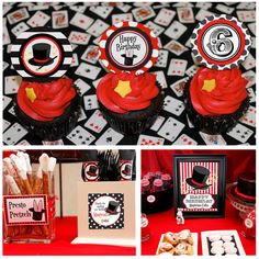 Magic Party Birthday Magic Printable Party by AmandasPartiesToGo. $19.00, via Etsy.