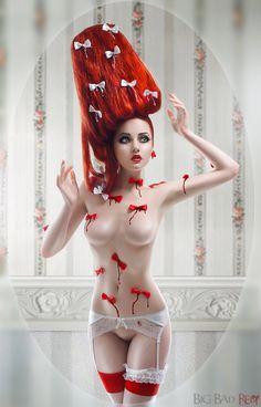 Milk and Blood by BigBad-Red.deviantart.com [Irina Istratova]