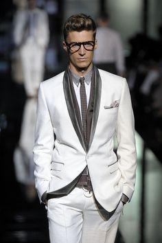 Berkley Magazine   Men's style website   London, United Kingdom: SS09: Dolce & Gabbana Men