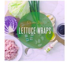 Lettuce Wrap Recipe Perfect for Game Day