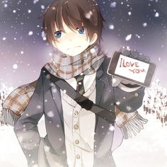 Shared by ~鏡音ミラリン☆. Find images and videos about boy, art and anime on We Heart It - the app to get lost in what you love. Anime Love, Cute Anime Boy, Awesome Anime, Manga Boy, Manga Anime, Anime Art, Minecraft Fan Art, Image Manga, Wattpad