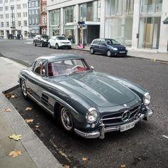 Mercedes-Benz 300 SL by @joshua.efford