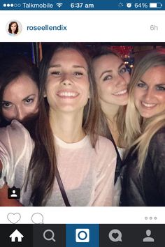 Rose Rosie Shannon and cammie
