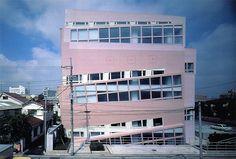 Nunotani building,Tokio -  Peter Eisenman