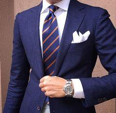 Mens Fashion Blog, Mens Fashion Suits, Mens Suits, Suit Men, Style Fashion, Fashion Outfits, Der Gentleman, Gentleman Style, Look Formal
