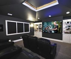 6d014d498993 Electronic Integration – Acoustics and Soundproofing In designing a  dedicated home theater
