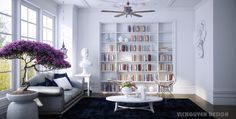 Uniquely Intriguing Interior Spaces by Vic Nguyen