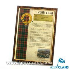 Grey Clan History Pr