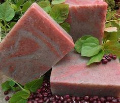 Adzuki Bean Complexion Soap || Adzuki beans contain a natural foaming agent called saponin that helps cleanse pores by removing dirt and dead skin cells, drawing out impurities and promoting circulation.