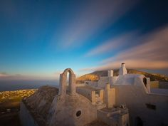 Santorini. Pyrgos      Photo by Laetitia Guichard      National Geographic Photo of the Day