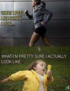 so true! If I actually ran :)
