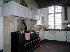 Dream kitchen medieval Dutch home