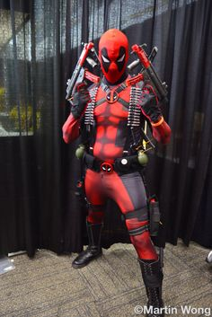 DeadPool, Photo by Martin Wong #WWS2014