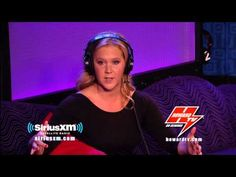 As Featured on Howard Stern Show!!-  Comedienne Amy Schumer on  GARBO sofa