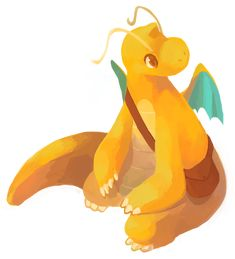 Dragonite has to be my favorite Pokemon!