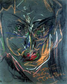 witkacy portret kobiecy 2