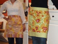 Sexy and Restaurant Vintage Aprons
