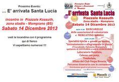 E' Arrivata Santa Lucia a Mompiano http://www.panesalamina.com/2013/19393-e-arrivata-santa-lucia-a-mompiano.html
