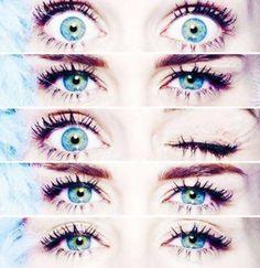 Most Beautiful Eyes, Stunning Eyes, Amazing Eyes, Pretty Eyes, Cool Eyes, Beauty Makeup, Eye Makeup, Rainbow Eyes, Aesthetic Eyes