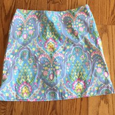 """Selling this """"EP PRO SKORT - size 10 great colorful pattern."""" in my Poshmark closet! My username is: gnrstreasures. #shopmycloset #poshmark #fashion #shopping #style #forsale #Ep pro  #Dresses & Skirts"""