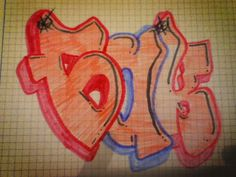 Sketch by me #sketch #graffiti #russian #letters