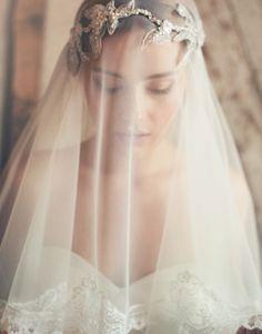 gorgeous #veil #wedding #bride