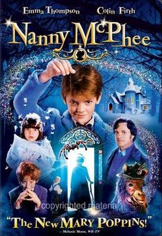 The film Nanny McPhee with Colin Firth and Emma Thompson was directed by Raindance Alumnus, Kirk Jones. Good Family Films, Family Movie Night, Great Movies, Good Movies To Watch, Awesome Movies, Movies Free, Top Movies, Nanny Mcphee Movies, Nanny Mcphee 2005