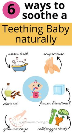 Natural Teething Remedies : 5 Ways to Soothe a teething baby Teething is a very painful phase;both for babies as well as for parents. Here are some natural teething remedies that will soothe your baby and help them calm down. Baby Teething Remedies, Natural Teething Remedies, Natural Remedies, Natural Parenting, Gentle Parenting, Parenting Humor, Parenting Advice, Blog Bebe, Attachment Parenting