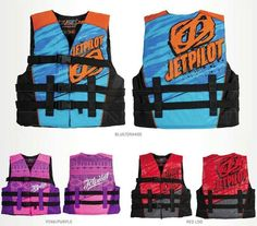 Jet Pilot The Cause Kids Front/Entry Nylon Vest JA5210 Child Teen Lifejacket  Price :197MYR  Condition :Brand New  Color :BLUE/ORANGE PINK  RED L50  Sizes :CH(4-6) YT(8-10) TN(12-14)  CHILD: 12-25KG   YOUTH: 22-40KG   TEEN: 40-60KG  Stock Availability : Contact us at sales@meganrata.com / 60358820205  Product Features:  3 Buckle Design  Comfortable Front Entry Design  Heavy Duty Coated Nylon  Highest Quality PVC Foam Core  Neo Padded Safety Strap on Child Sizes  Visit…