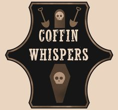 Coffin Whispers' Label