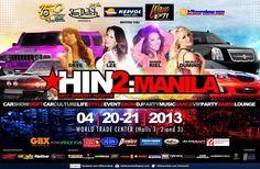 Hot Imports Night 2: Manila