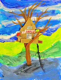 treehouses...fun project!