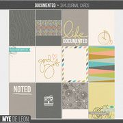 Documented | Journal Cards