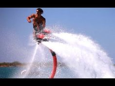 Flyboard - Coolest Water Jet Pack EVER!!!
