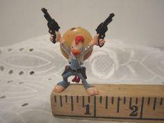 Walt  Disney Tinykins Panchito Disneykins Marx Toys Pancho  Hong Kong Gunslinger