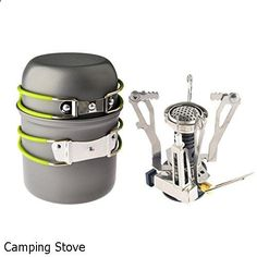 Camping Stove - outstanding collection. Must check out...