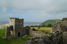 Llansteffan Castle | South West Wales | Castles, Forts and Battles