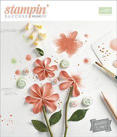 Blog Post 05/02/13 -  May/June Stampin' Success excerpt