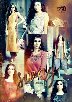 ee09d6e517 S4U Shivali Swag Vol 2 Wholesale Catalog Tulip Pants, Vol 2, Selling Online,